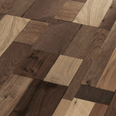 WOODEN PATCHWORK NATURAL ECO BALANCE
